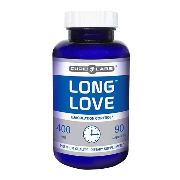 Long Love Capsules in new packaging