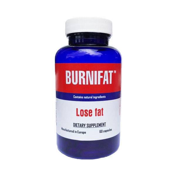 Burnifat 60 Capsules Weight Loss And Dietary Supplement